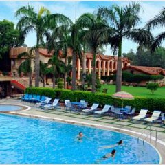 Отель Ashok Country Resort детские мероприятия фото 2