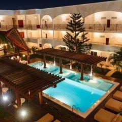 Отель Hm Playa Del Carmen Плая-дель-Кармен бассейн фото 10