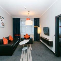 Гостиница Парк Инн от Рэдиссон Роза Хутор (Park Inn by Radisson Rosa Khutor) 4* Люкс с двуспальной кроватью фото 4