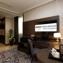 Swiss International Royal Hotel Riyadh 4* Полулюкс с различными типами кроватей фото 3