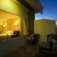 Отель Baywalk Residence Pattaya By Thaiwat 3* Представительский номер с разными типами кроватей фото 4