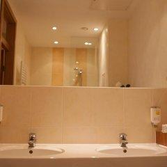 Отель Albrechtshof Германия, Берлин - отзывы, цены и фото номеров - забронировать отель Albrechtshof онлайн ванная