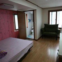Отель Khaosan Seoul Palace Южная Корея, Сеул - отзывы, цены и фото номеров - забронировать отель Khaosan Seoul Palace онлайн комната для гостей фото 2