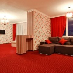 Гостиница VIP-Парус Харьков комната для гостей фото 5