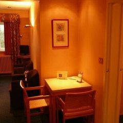 Отель Pannenhuis 3* Стандартный номер с различными типами кроватей фото 4