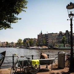 Отель Zwanestein Canal House Нидерланды, Амстердам - отзывы, цены и фото номеров - забронировать отель Zwanestein Canal House онлайн приотельная территория