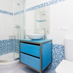 Отель Edificio Porto Azul ванная фото 2