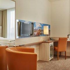 H+ Hotel Berlin Mitte 4* Номер Бизнес с различными типами кроватей фото 4