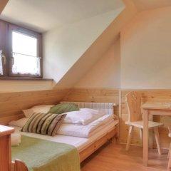 Отель Jastrzębia Turnia Стандартный номер с двуспальной кроватью фото 3