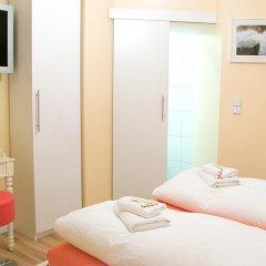 Отель City Guesthouse Pension Berlin 3* Стандартный номер с двуспальной кроватью фото 13