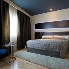 Отель NH Madrid Las Tablas 4* Стандартный номер с различными типами кроватей фото 3