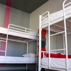 Отель Arty Paris Porte de Versailles by Hiphophostels Стандартный номер с двухъярусной кроватью фото 6