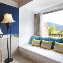 Отель Novotel Phuket Resort 4* Улучшенный номер с 2 отдельными кроватями фото 7
