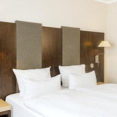 Hotel NH Düsseldorf City Nord 4* Стандартный номер разные типы кроватей фото 19