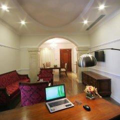 Nha Trang Palace Hotel 3* Люкс с различными типами кроватей фото 5