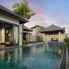 Отель Banyan Tree Ungasan 5* Вилла с различными типами кроватей фото 3