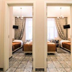 Мини-Отель Меланж Апартаменты с 2 отдельными кроватями