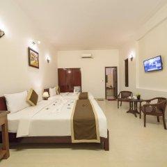 Отель Luna Villa Homestay 3* Стандартный номер с различными типами кроватей фото 5