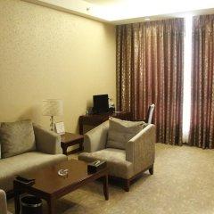 Zhongfei Grand Sky Light Hotel 5* Представительский номер с различными типами кроватей фото 3