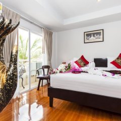 Отель Silver Resortel Номер Делюкс с двуспальной кроватью фото 2