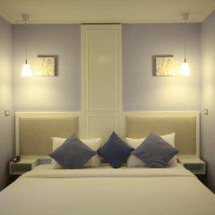 Hotel Alley 3* Улучшенный номер с двуспальной кроватью фото 19