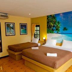 Отель Fullmoon Beach Resort 3* Стандартный номер с разными типами кроватей