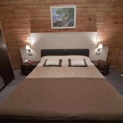 Гостиница Заречье Стандартный номер двуспальная кровать фото 3