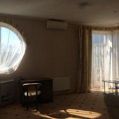 Гостиница Гостинично-оздоровительный комплекс Живая вода 4* Люкс разные типы кроватей фото 3