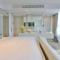Отель Riva Arun Bangkok 4* Номер Делюкс с различными типами кроватей фото 7