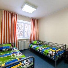 Хостел Чемпион Номер с общей ванной комнатой с различными типами кроватей (общая ванная комната) фото 8