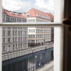 Отель Mitte Residence Германия, Берлин - отзывы, цены и фото номеров - забронировать отель Mitte Residence онлайн балкон