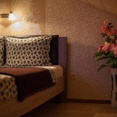 Мини-отель Бархат Номер Комфорт двуспальная кровать фото 4