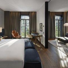 Отель Mandarin Oriental Barcelona 5* Люкс повышенной комфортности с двуспальной кроватью фото 3