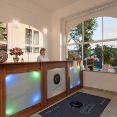 Отель Schumann By Centro Comfort Дюссельдорф интерьер отеля фото 2