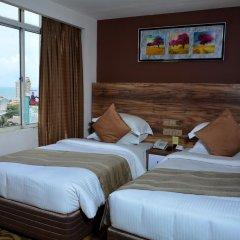 Pearl City Hotel 3* Номер Делюкс с двуспальной кроватью фото 3
