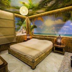 Отель Baccara Челябинск комната для гостей фото 3