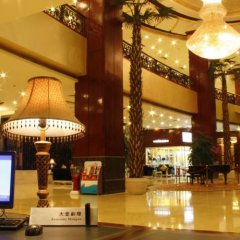 Foshan Panorama Hotel интерьер отеля фото 3