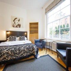 Апартаменты Studios 2 Let Serviced Apartments - Cartwright Gardens Студия с различными типами кроватей фото 37