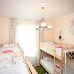 Europa Hostel Кровать в женском общем номере с двухъярусной кроватью фото 2