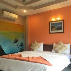 Baan Suan Ta Hotel 2* Улучшенный номер с различными типами кроватей фото 49