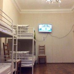 Hostel Moscow2000 Кровати в общем номере с двухъярусными кроватями фото 9