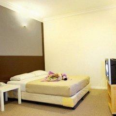 Soho City Hotel Улучшенный номер с различными типами кроватей фото 4