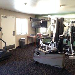 Отель Super 8 Barstow фитнесс-зал