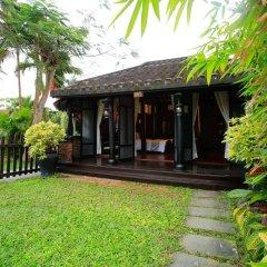 Отель Phu Thinh Boutique Resort & Spa 4* Коттедж с различными типами кроватей фото 2