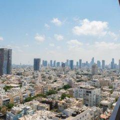 Herods Hotel Tel Aviv by the Beach 5* Номер Делюкс с двуспальной кроватью фото 7