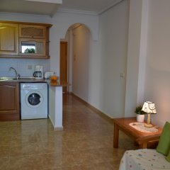 Отель Playamarina Ii Aparthotel Cabo Roig Ориуэла в номере фото 2