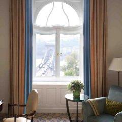 Four Seasons Hotel Gresham Palace Budapest 5* Стандартный номер с различными типами кроватей фото 9
