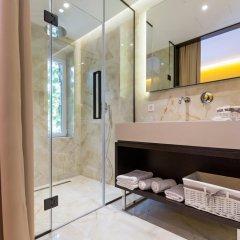 Отель Maccani Luxury Suites 4* Представительский люкс с различными типами кроватей фото 14