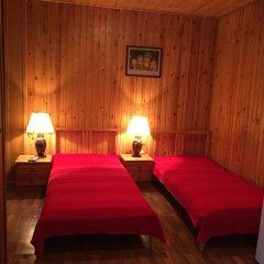 Гостиница Bolshaya Volga Апартаменты разные типы кроватей фото 3