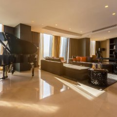 Отель Amman Rotana 5* Президентский люкс с различными типами кроватей фото 3